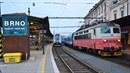 Brno - hlavní nádraží je možná minulostí. Nově vybudované nádraží se dost možná...