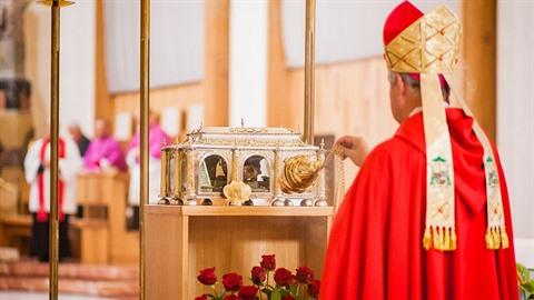 Církev nechce pykat za zločin svého duchovního.