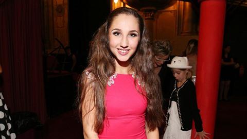 Natálka je ve svém věku uznávanou muzikálovou zpěvačkou.