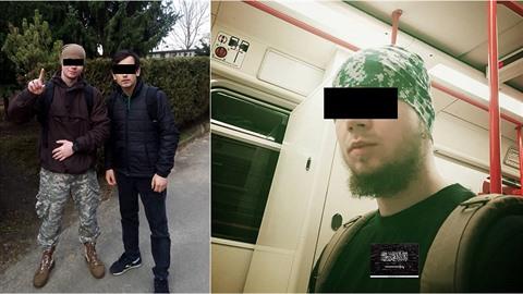 Džihádista Dominik z Prahy si na Facebook dával fotky odkazující na Islámský...
