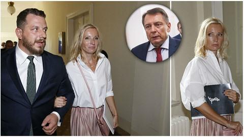 Petra Paroubková má důvod k radosti. Soud zamítl Paroubkovo odvolání proti...
