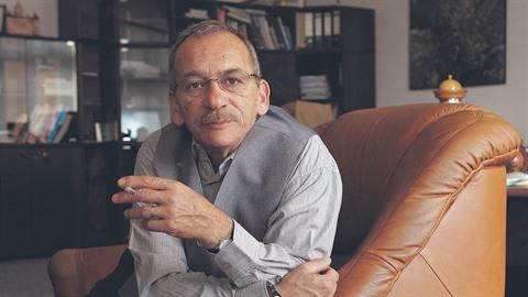 Senátor a primátor Teplic Jaroslav Kubera
