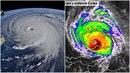 Hurikán Florence je obrovský. Kdyby se přehnal přes Česko, celé ho zpustoší.