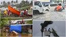 Na Filipíny se řítí tajfun pětkrát silnější, než je hurikán Florence!