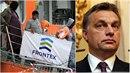 Podle Orbána chce EU za pomoci Frontexu vzít Maďarsku kontrolu nad vlastními...