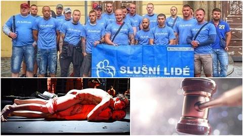 Členové hnutí Slušní lidé musí zaplatit pokuty v hromadné výši 126 tisíc korun.