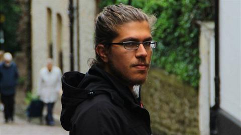 Student durhamské univerzity Angelos Sofocleous.