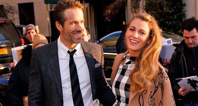 Ryan Reynolds a Blake Lively