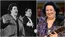 Ve věku 85 let zemřela slavná operní pěvkyně Montserrat Caballéová. Lidé si ji...