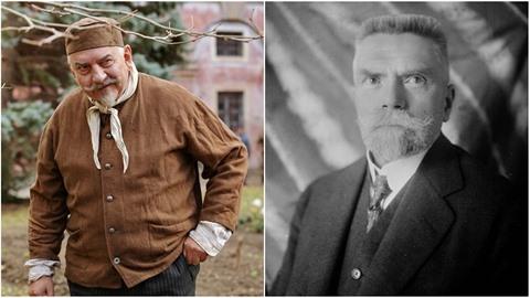Ve filmu Rašín ztvárnil Karla Kramáře herec Miroslav Donutil. Jaký byl život...