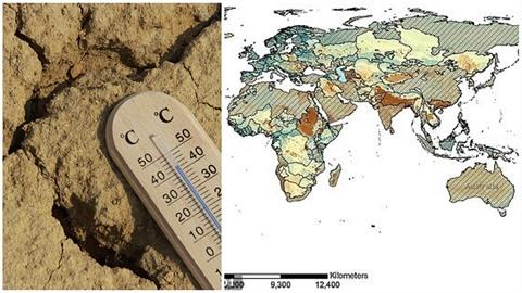 Podle vědců dojde na několika místech světa v příštích 50 - 100 letech ke...
