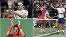 Djokovič připravil pro Štěpánka překvapení, přáli mu i Nadal a Federer.
