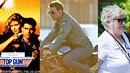 Tom Cruise v novém Top Gunu popírá pravidla stárnutí.