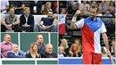 Na rozlučku tenisty Radka Štěpánka dorazili sportovní i umělecké legendy.