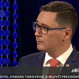 Jiří Ovčáček si potrpí na oslovení Pane řediteli...