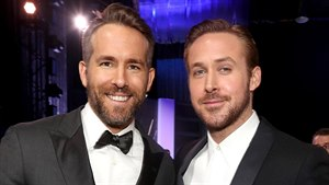 Ryan Reynolds a Ryan Gosling