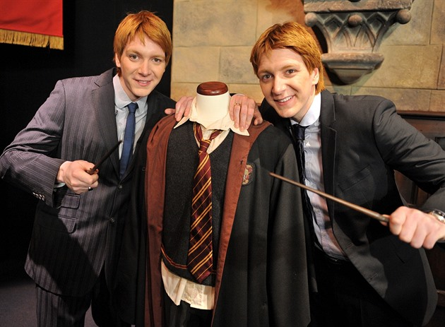 Oliver a James Phelps