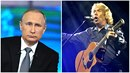 Putin má rád Nohavicu. Není to putina?