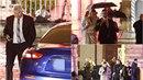 Dozvuky z Hradu. Novák v Maserati, Štěpánek s Vaidišovou a nečekaný příjezd...