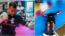 Zatímco Marpo trénuje box 15 let, Rytmus se mu věnuje 1,5 roku, což je...