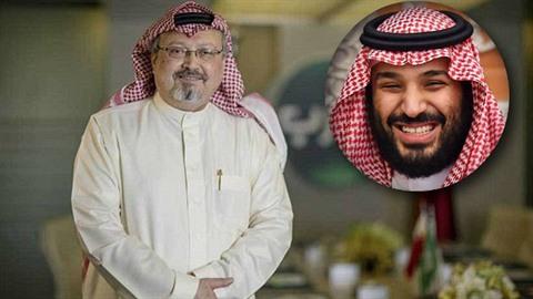 Princ Mohamed bin Salmán prý o Chášukdžím prohlásil, že je nebezpečný terorista...