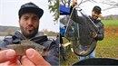 Václav Noid Bárta rybaří od mládí. Ryby, které chytí, ale vždycky pouští....