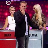 Denise se objevila i v show Take me out.