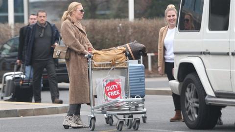 Nákupní horečka Simony Krainové. Modelka se vrátila z New Yorku, kde si užívala...