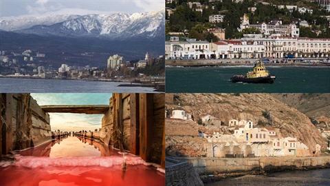 Horská panoramata, moře i památky. To všechno najdete na Krymu.