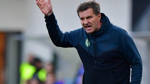 Trenér Příbrami Josef Csaplár nenudí. Hrou týmu ani výroky o fotbale. Rád se...