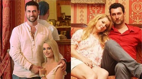 Domenico Martucii se zasnoubil. Fotí se s ní na stejném místě, jako s Ivetou...