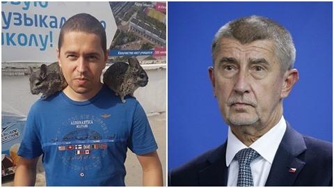 Andrej Babiš ml. označil otcova tvrzení za lži!