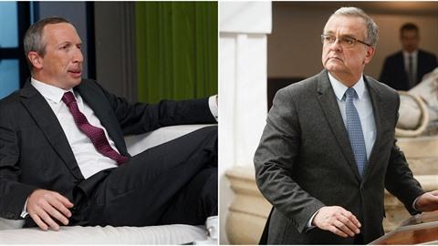 Václav Klaus mladší si rýpnul do Miroslava Kalouska. Ten by si podle něj měl...