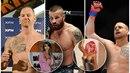 Jaký vkus mají čeští MMA bijci.