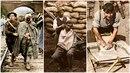 Jak se žilo vojákům v zákopech? Leccos odhalují kolorované fotky přímo z fronty!