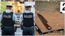 Migrant v Německu podřízl důchodce. Na práci k němu ho dohodila dcera oběti....