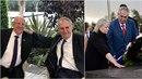 Miloše Zemana si v Izraeli hýčkají. Tamní prezident ho označil za přítele...