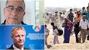 Farid Hassan doplatil na svou poctivost. V souvislosti se zárukami za uprchlíky...