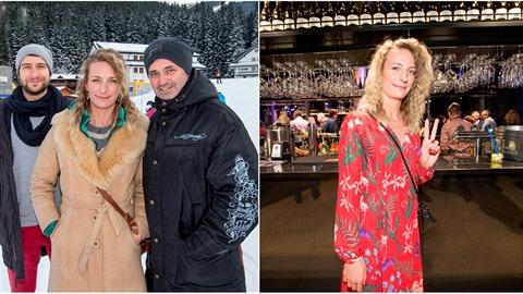 Anna Polívková se svými kolegy z chystané komedie Vánoce budou Markem Němcem a...
