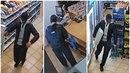Policie zveřejnila šokující záběry z vraždy zaměstnankyně čerpací stanice.
