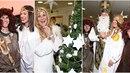 Vánoční festival s Kapkou naděje a mikulášskou nadílkou v motolské nemocnici v...