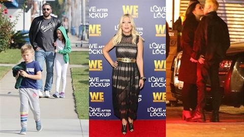 Návrat hollywoodských hvězd: Demi Lovato po léčebně v náručí nového muže, Ben...