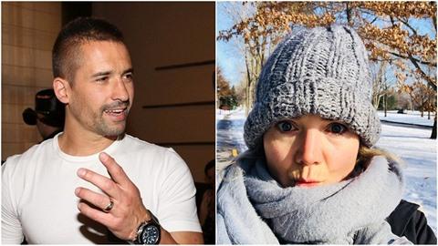 Tomáši Plekancovi se prý stýská po synech, Lucie Vondráčková ovšem z Montrealu...