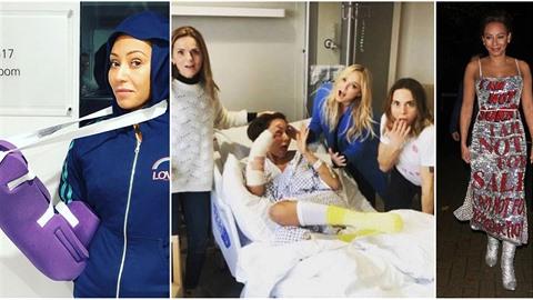 Spice Girls plánují velký návrat na koncertní pódia. Mel B jim to svou operací...