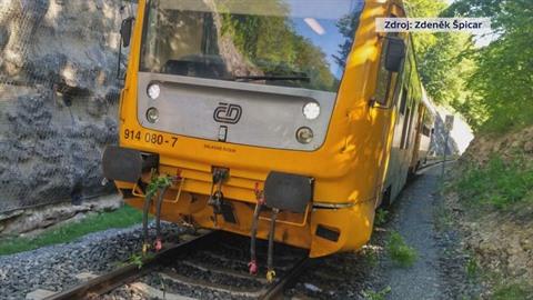 Důchodce, který v létě zapříčinil dvě srážky vlaků se stromy, byl obviněn z...