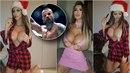Vémolova silikonové sexbomba čelí drsným útokům od internetových haterů.