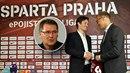 Rosický ve Spartě povýšil. Luhový nevěří, že bude pro klub přínosem.