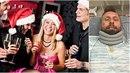 Vánoční večírky jsou dost zrádné. Svoje o tom ví i moderátor Jan Tuna, který se...