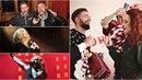 Na vánočních večírcích teče alkoholem proudem a éterem znějí pecky od Těžkýho...