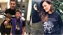 Alena Šeredová září štěstím, její synové David Lee a Louis Thomas se setkali s...